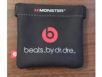 Headphones Carrying Case beats by dr. dre Brand New
