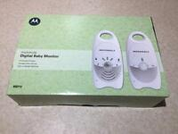 Motorola Digital Baby Monitors MBP10 Brand new not used