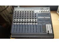 Peavey XR 800F powered mixer
