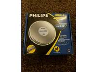 Philips portable slim and jogproof cd player