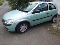 Vauxhall Corsa 1.0 Life - 12 Months MoT