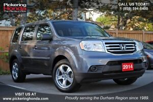 2014 Honda Pilot LX REAR CAMERA BLUETOOTH POWER PACKAGE