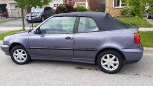 1995 Volkswagen Cabrio Karmann Convertible