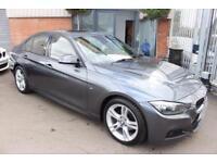BMW 320d M SPORT-H/KARDON SOUND-RED LEATHER-SATNAV