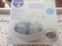 Babies R Us bottle steam steriliser