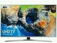 "Samsung 40"" LED 4K UHD smart wifi tv built in HD freeview USB media player full hd 1080p."