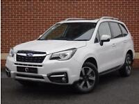 2017 17 Subaru Forester 2.0TD XC Premium Lineartronic 4x4 (White, Diesel)