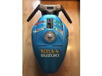 RIZLA SUZUKI VENDING MACHINE MAN CAVE DEN ADVERTISING GARAGE SHED