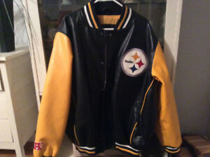 Pittsburgh Steelers Jacket Size XL