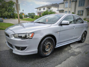 2008 Mitsubishi Lancer GTS With Sun and Sound pkg - Low KM