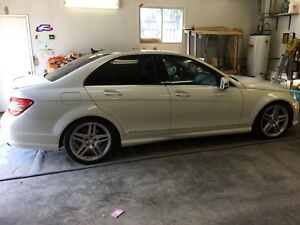 2011 Mercedes C350 4matic