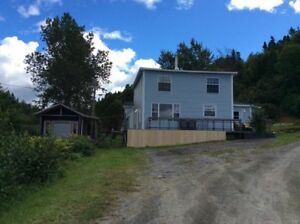 House for Rent in Bay d'Espoir
