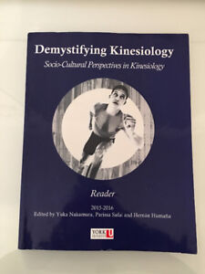 Socio-Cultural Perspectives in Kinesiology - KINE 1000
