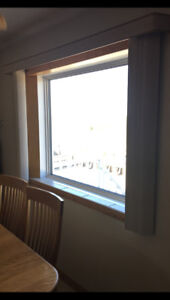 Blinds 72Wx51L $100 OBO
