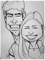 Caricature Artist for Parties, Birthday Parties, Weddings,OTHER