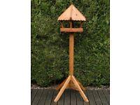 The Lamp Bird Table