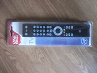 ONE FOR ALL UNIVERSAL REMOTE CONTROL - NO 1 WORLDWIDE UNIVERSAL REMOTES - SUPPORTS OVER 1200 BRANDS