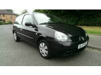 2007 57 RENAULT CLIO 1.2 CAMPUS * LONG MOT NO ADVISORIES *