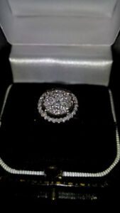 1/2 CT Engagement Ring