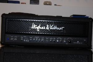HUGHES&KETTNER-SWITCHBLADE 100W TUBE HEAD  + 4x12 cabinet