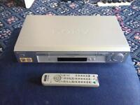 Sony video recorder working order