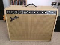 Fender Twin Reverb in cream