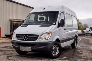 2011 Mercedes-Benz Sprinter 2500 144|High Roof|Diesel|5 Seater|P