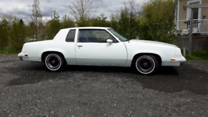 olds cutlass 1981 PROPRE