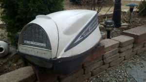 Motor Cowling for 1964 Evinrude 40 hp Outboard