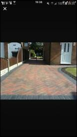 Driveways and patios jet washing and re-ceiling