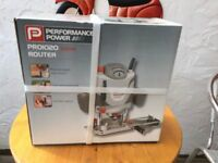Performance Power PRO1020 Router with cutters