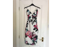 AX Paris dress (party, colourful, flowers)