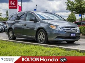 2013 Honda Odyssey EX-L |Leather|Moon Roof|DVD Player