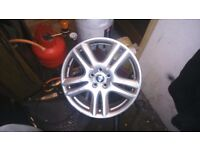 Jaguar x type alloys