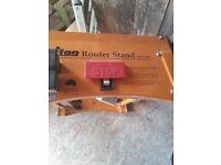 Triton RSA300 ROUTER STAND