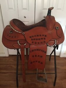 Saddle Set