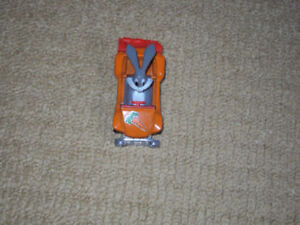 1979, BUGS BUNNY, CORGI JUNIORS, DIECAST METAL CAR