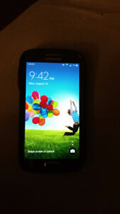 Samsung Galaxy S4 Cell Phone with $100 Phone Time