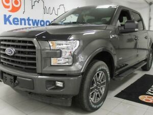 2017 Ford F-150 SPORT!! 4x4 2.7L V6 ecoboost! with a back up cam