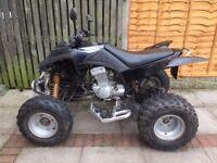 Quad Zilla 300 smc xl 2009 tax and mot
