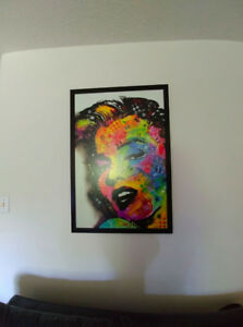 Moving Sale: Marilyn Monroe Picture