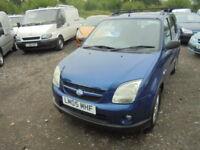 Suzuki Ignis 1.5 VVT GLX 4GRIP (blue) 2005