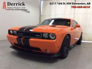 2014 Dodge Challenger SRT Used SRT Spt Mode Nav Sunroof $284 B/W