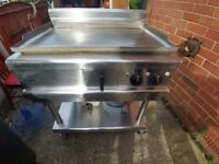 LINCAT OPUS 700 GRIDDLE - 3PHASE - OE7206