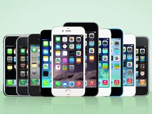 ALL iPHONE REPAIRS - Done in 20 Minutes! 403-860-3682