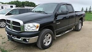 2008 Dodge Ram 1500 SLT 4WD 5.7 8Cyl Tow Package