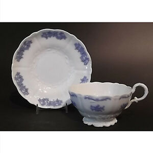 Antique Chelsea Breakfast Cup and Saucer