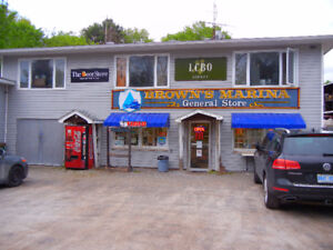 Marina for sale on Rideau Canal