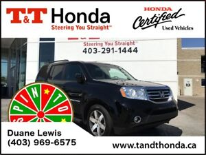 2015 Honda Pilot Touring *Locally Owned, Navigation System, Heat