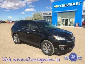 Brand New 2017 Chevrolet Traverse 2LT AWD Leather, S/roof, 7 pas